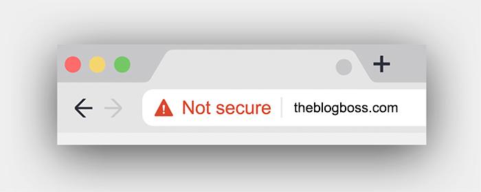 Not-secure-free-ssl