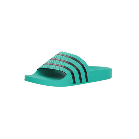 18-CQ3100-Adidas Originals Adilette Slides – Hi Res Green-4