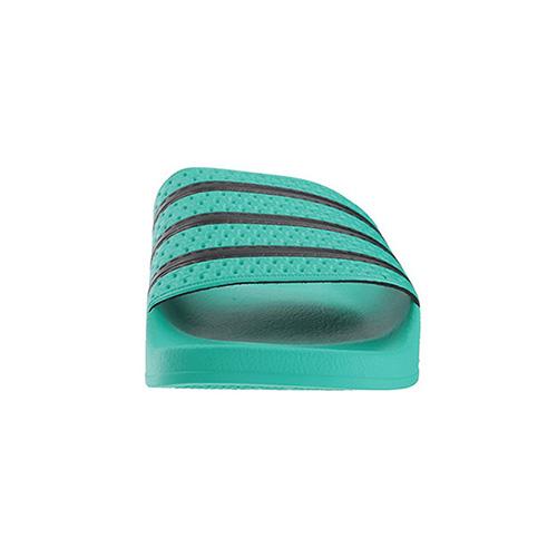 18-CQ3100-Adidas Originals Adilette Slides – Hi Res Green-5