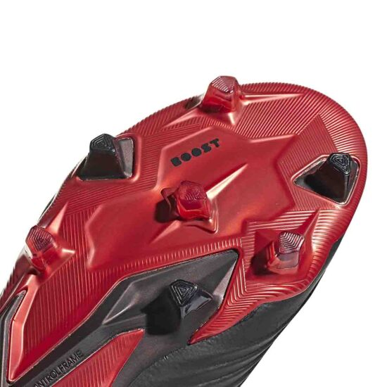 DB2012-Adidas Predator 18+ FG Football Shoes-5
