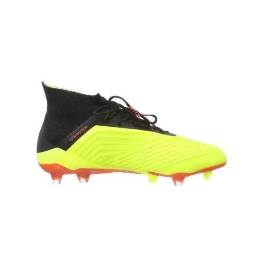 DB2037-Adidas Predator 18.1 FG Football Shoes