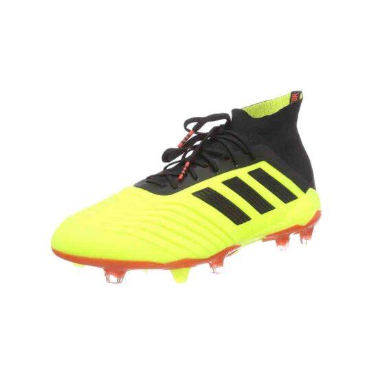 DB2037-Adidas Predator 18.1 FG Football Shoes-2