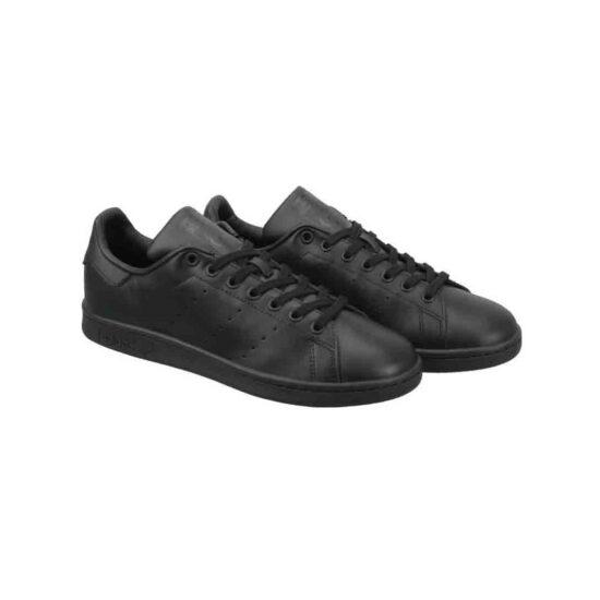 M20327-Adidas Originals Stan Smith Shoes – Black-2