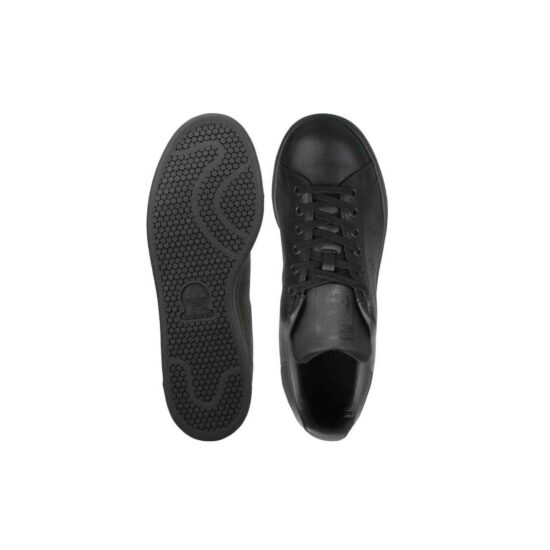 M20327-Adidas Originals Stan Smith Shoes – Black-3