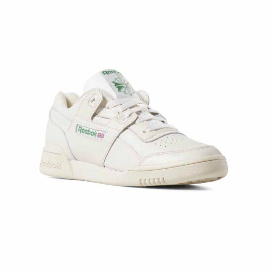DV3735-Reebok Classic Workout LO Plus Shoes – Chalk-5
