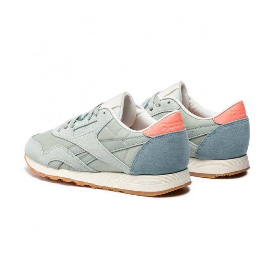 CN6687-Reebok Classic CL Nylon Shoes-3