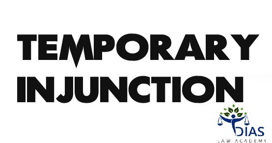 TEMPORARY INJUNCTION