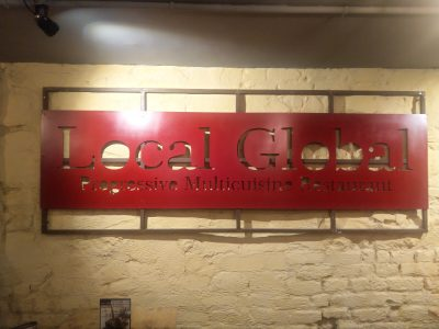 Local Global…Think Global, Act Local