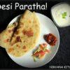 Paratha (1 stukje)