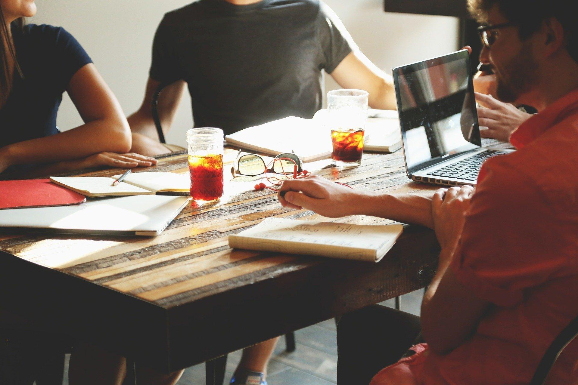 Informal Meeting (Image from Pixabay)