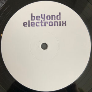 "FTL - Full Metal Junglist EP - 12"" (B.E 004)"
