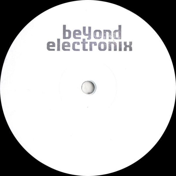 "DJ Jubilee 1997 - Voided Purpose EP - 12"" (B.E 003)"