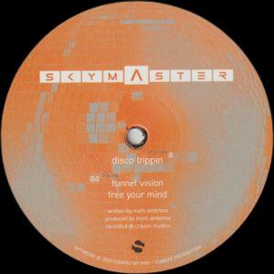 "Skymaster - Disco Trippin - 12"" (1997 Reissue) (BYTIME006)"