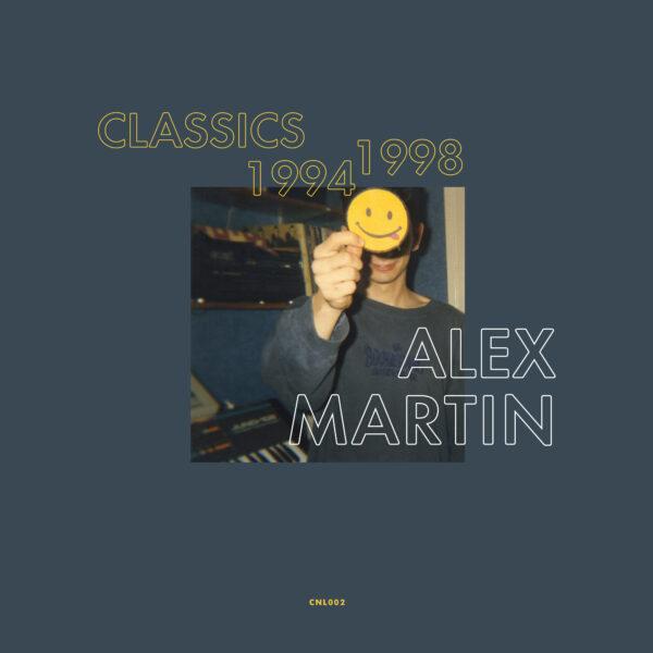 """Alex Martin - Classics 1994 - 1998 - 2x12"""" (CNL002) (PRE-ORDER)"""