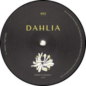 """OuD!n13 / Phil Baker / Palomatic - Dahlia995 - 12"""" (DAHLIA995)"""