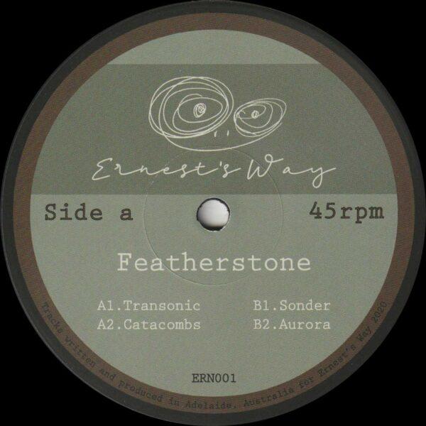 "Featherstone - Featherstone - 12"" (ERN001)"