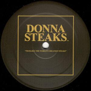 """Donna Trump - Donna Steaks - 12"""" (FCKD15C065)"""
