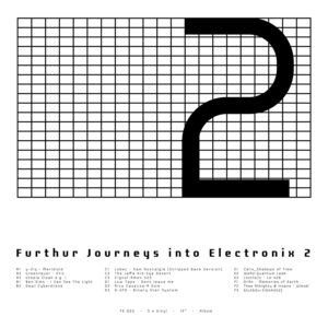 "Various - Furthur Journeys Into Electronix 2 - 3x12"" (FE 022)"