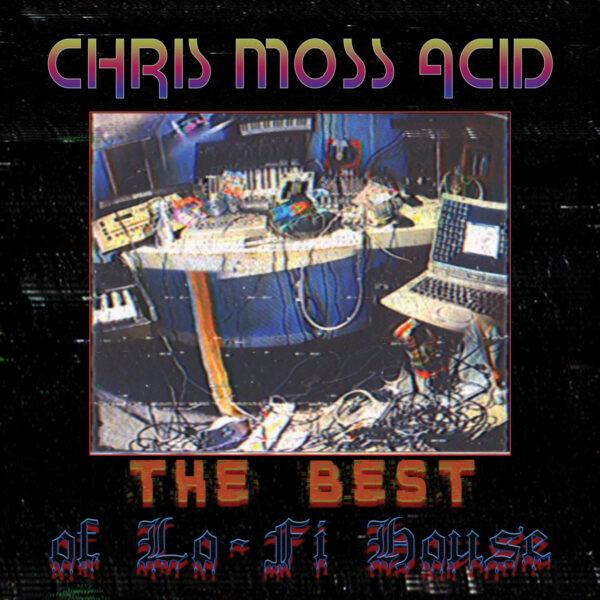 "Chris Moss Acid - The Best of Lo-Fi House (3x12"") (FE 024)"