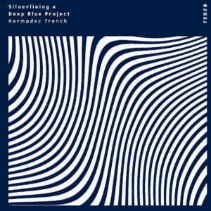 "Silverlining x Deep Blue Project - Kermadec Trench EP - 12"" (Black vinyl) (FE028)"