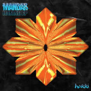 """Mandar - Hanine EP - 12"""" (HAKKI01)"""