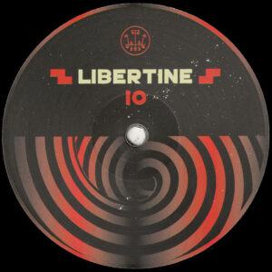 "Various - Libertine 10 - 3x12"" (LIB10)"
