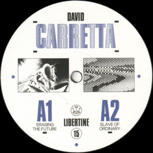 "David Carretta - Libertine 15 - 12"" (LIB15)"