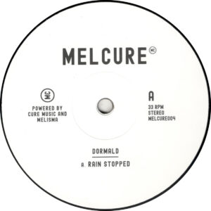 """Dormald - The Oyster's Theory - 12"""" 180gr. (MELCURE 004)"""