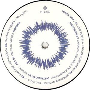 """Various - Micra 004 - 12"""" (MOP004)"""