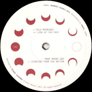"Erell Ranson - Many Moons Ago - 12"" (MS002)"