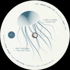 "Aquatronics - Deep Horizons EP - 12"" (MS003)"