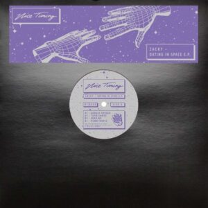 "Zacky - Dating In Space E.P. - 12"" (NICE001)"