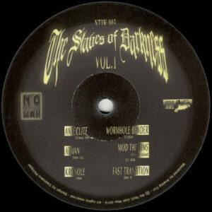 "Various - The Slaves of Darkness Vol. 1 - 12"" (NTJW003)"