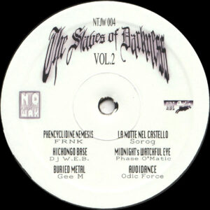 "Various - The Slaves of Darkness Vol. 2 - 12"" (NTJW004)"