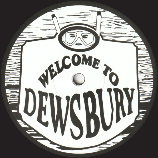 """Midge Thompson - Snorkeling in Dewsbury EP (Incl. Paolo Mosca Remix) - 12"""" (PARANG007)"""
