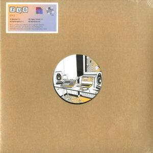 "Zûg - EP 2 - 12"" (PROS002)"