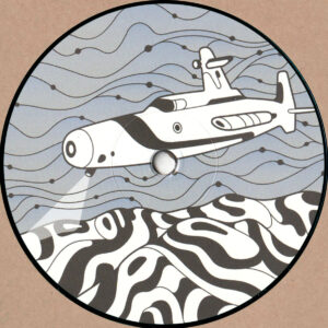"Reedale Rise - The Searching - 12"" (PROS003)"