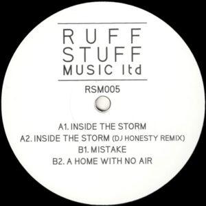 "Ruff Stuff - Untitled05 (Incl. DJ Honesty Remix) - 12"" (RSM005)"