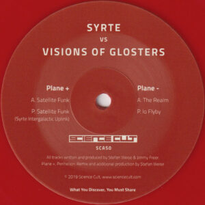 "Syrte vs Visions of Glosters - 759.370 - 12"" (SCAS0)"