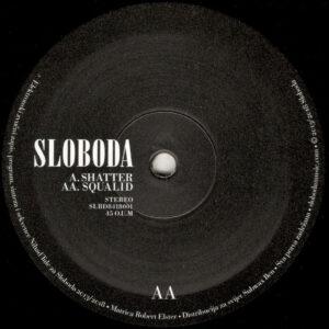 """Nihad Tule - Shatter / Squalid - 12"""" 180gr. (SLBD8418001)"""