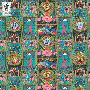 "Huerta - Ayo Skidlo EP - 12"" (SLPFNK024)"