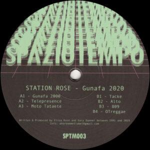 "Station Rose - Gunafa 2020 - 12"" (SPTM003)"