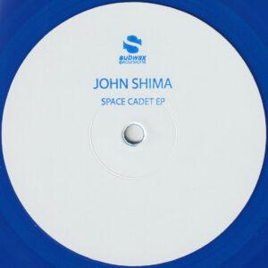 "John Shima - Space Cadet EP - 12"" (SUBWAX E-X-C BLUE)"