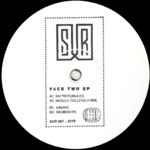 """Two Phase U - Face Two - 12"""" (SUR007)"""