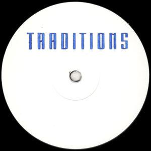 "DJ Savage - ""Time Travel"" (Phase I) - Traditions 13 - 12"" (TRAD13)"