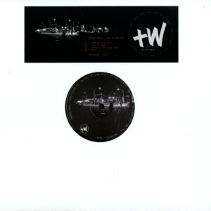 "Thomas Wood - Love Filter EP - 12"" (TWLTD0006)"