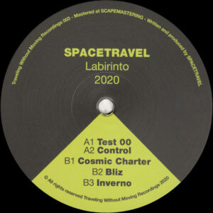 "Spacetravel - Labirinto 2020 - 12"" (TWM003)"