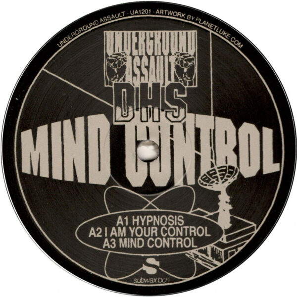 D.H.S. - Mind Control (UA1201)