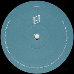 """Optique (Ittetsu & Yoshitaca) / Fabrizio Maurizi - Wax Isgud 007 - 12"""" (WISGUD007)"""