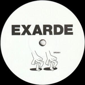 """Orbet & Sorv - Outbreak EP - 12"""" (XRD001)"""